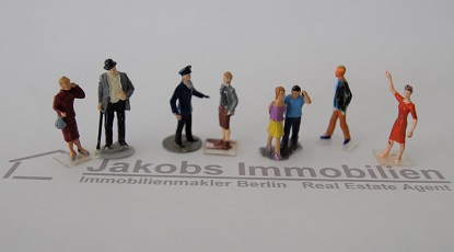 Picture recommendations for Jakobs real estate agent Berlin.
